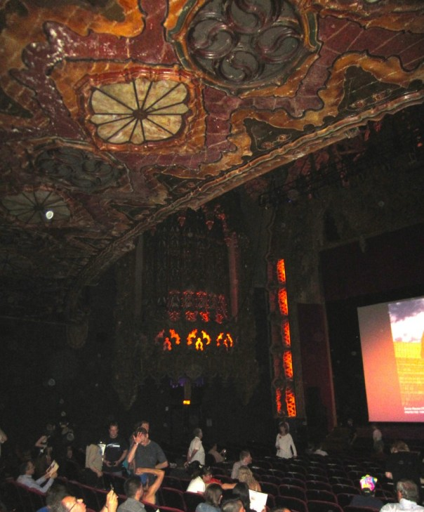 Theater in the Ace Hotel