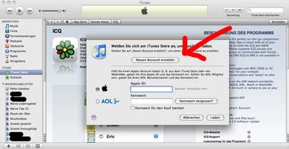 Tutorial iTunes ohne Kreditkarte 4