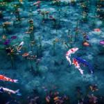 美しい日本の梅雨の写真がまるで絵画