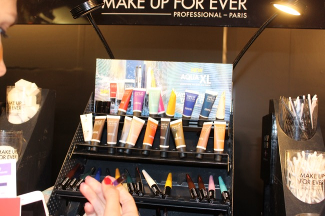 the makeup show nyc mufe waterproof eye shadow