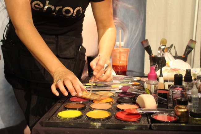 the makeup show nyc mehron tools