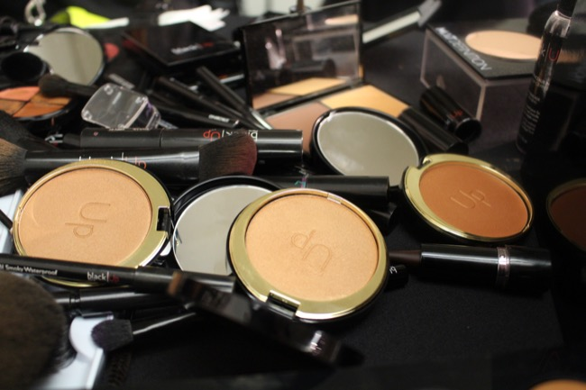 the makeup show nyc blackup bronzers