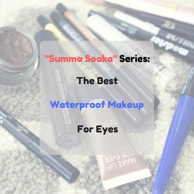 waterproof makeup for eyes