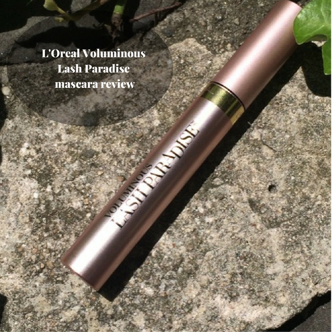 L'Oreal Voluminous Lash Paradise review