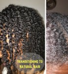 5 simple tips for Transitioning to Natural Hair from Relaxed