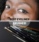 The 4 Best Eyeliner Brushes for your Favorite Winged Eye Look
