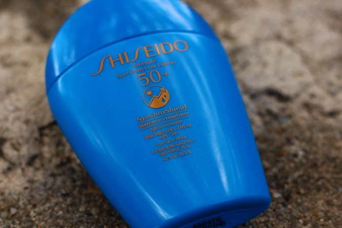 Shiseido Ultimate Sun Protector Lotion