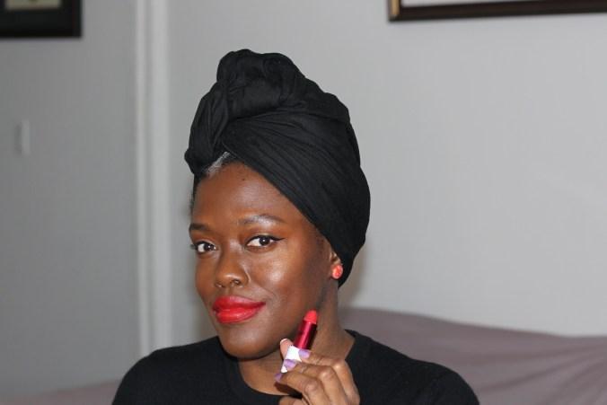 UOMA Beauty Badass Icon Matte Lipstick - Sade