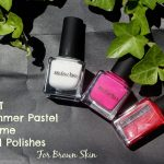 4 Best Summer Cream Nail Polishes for Brown Skin – Pastels