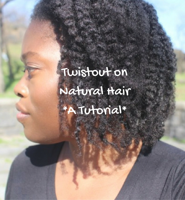 How to consistently get an amazing twistout on natural hair