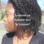 5 simple tips for an amazing twistout on natural hair (Video)