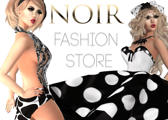 Main Store in Second Life