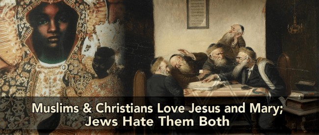 Do Jews Christians