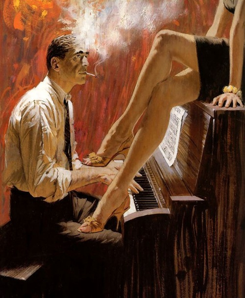 Noir Art | Robert McGinnis (6/6)