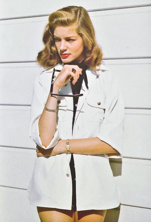 Femme Fatales | Lauren Bacall (3/6)