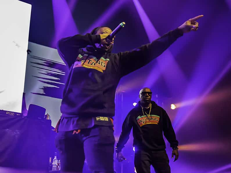 Wu-Tang Clan at ACL Live October 7th,2019
