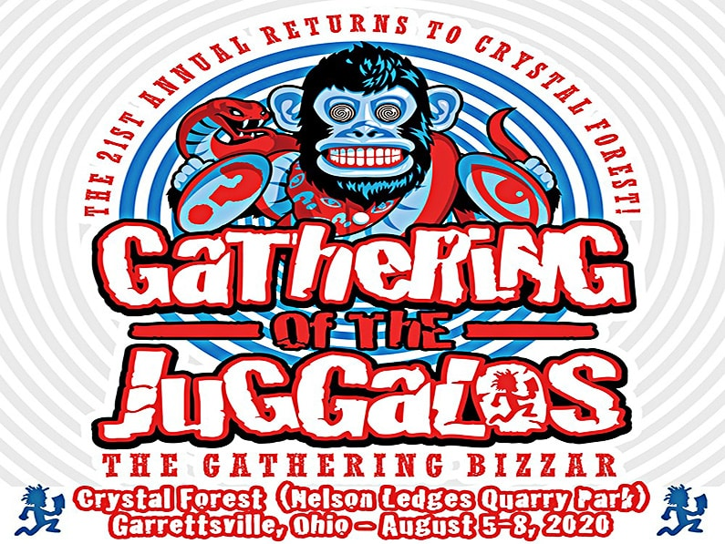 Epic Gathering of the Juggalos: Back At The Famous Crystal Forest