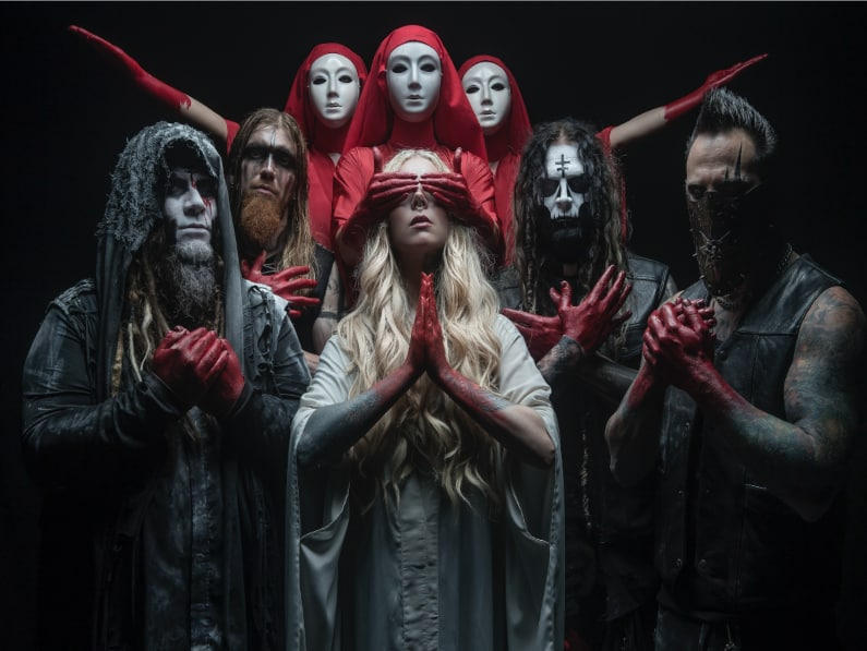 "In This Moment Share New Song ""Hunting Grounds"" Feat. DED's Joe Cotela"