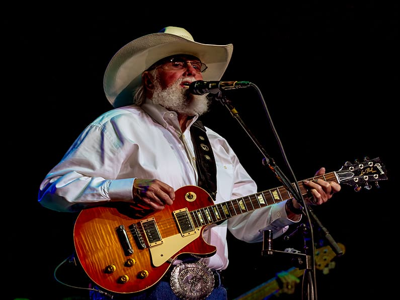 Legendary Country Music Artist Charlie Daniels Passes Away
