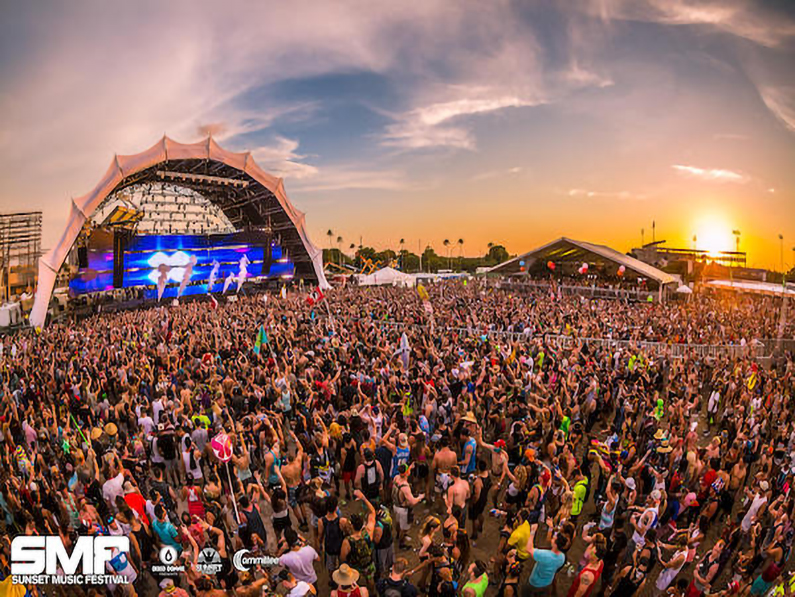 Sunset Music Festival Is A Go For Memorial Day Weekend
