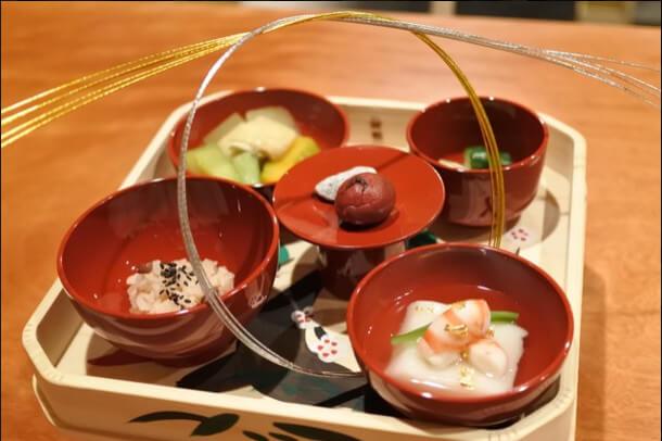 古川のお食い初め膳の画像