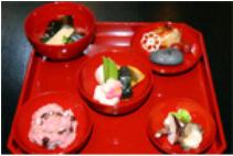 いそべ本店のお食い初め膳の画像