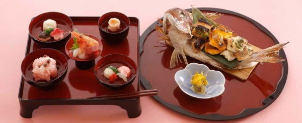 みやまのお食い初め膳の画像
