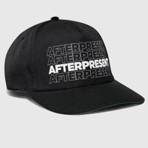 Afterpresent, 20 Snapback Cap