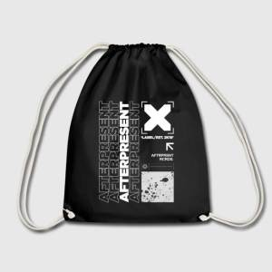 Afterpresent, 20 Drawstring Bag