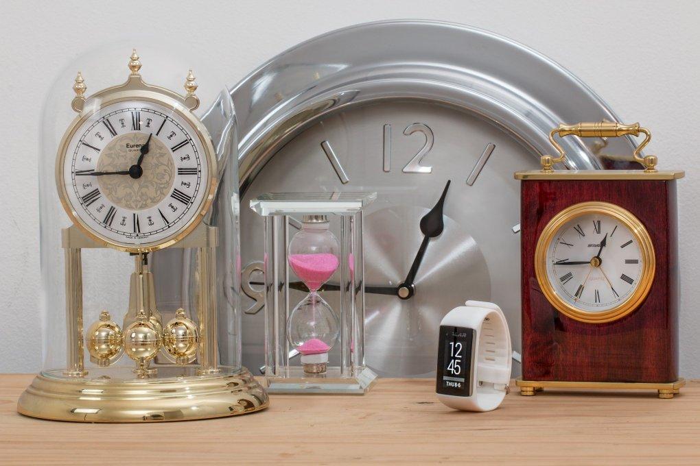 mettez vos horloges à l'heure