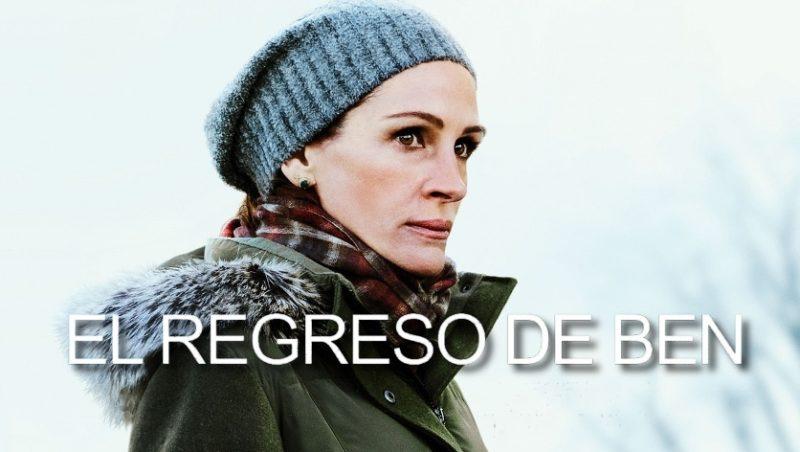 El regreso de Ben, el descubrimiento de Lucas Hedges junto a la reina del melodrama Julia Roberts