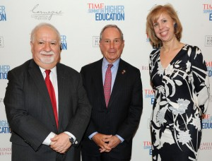 Time Summit on Higher Education - Day 2: Vartan Gregorian, Michael Bloomberg, Nancy Gibbs