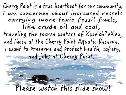 Cherry Point is a true heartbeat