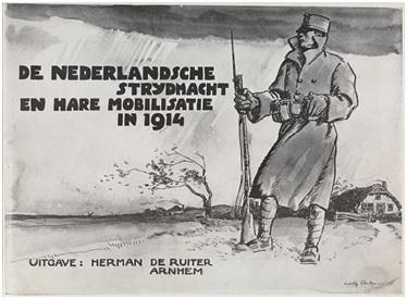 Mobilisatie 1914
