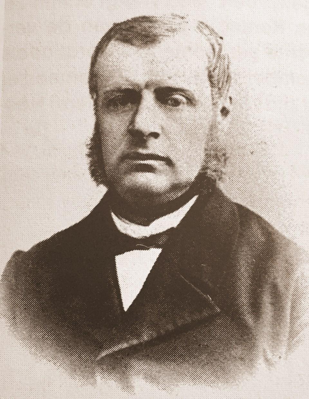 Burgemeester Jhr. J.L. Hesselt van Dinter
