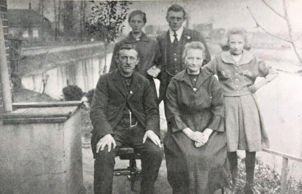 De Ark - familie Jaap van der Kooij