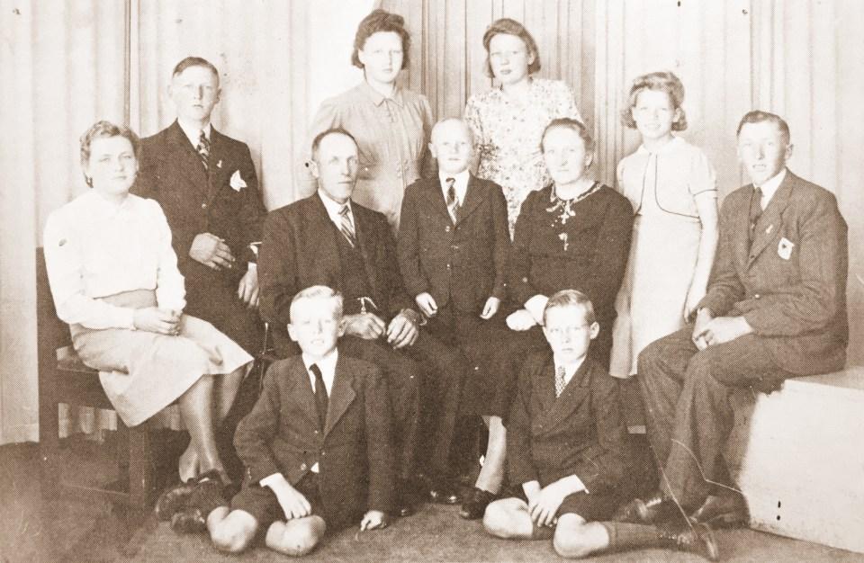 Familie Adr. Janssen