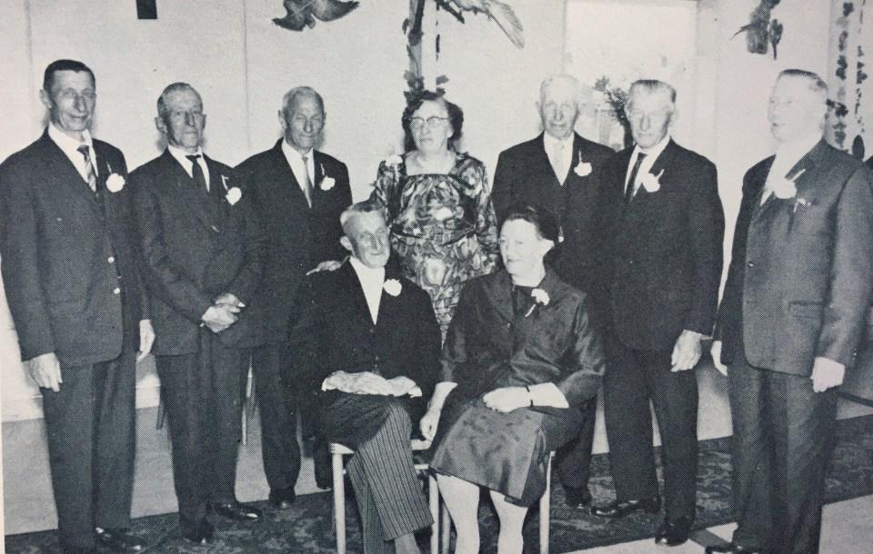 Familie Van de Sande