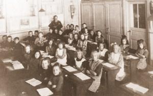 Klassenfoto 1923