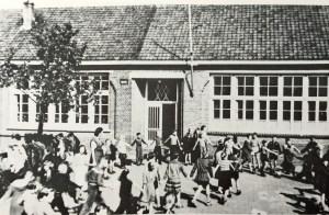 Klassenfoto 1957