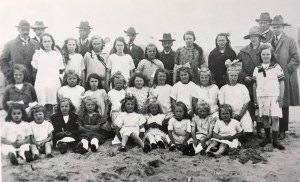 Schoolreisje 1925