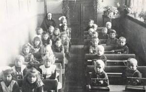 Klassenfoto 1929