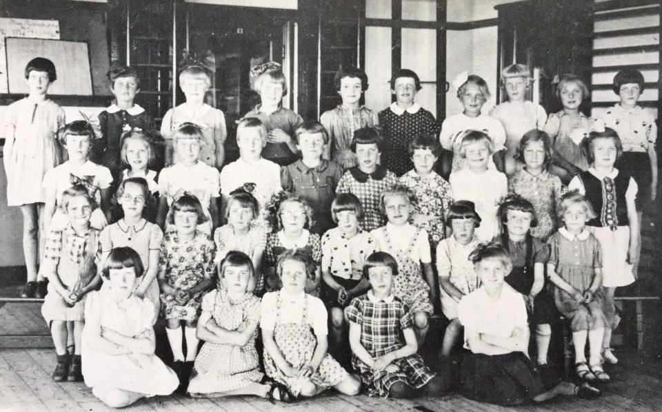 Klassenfoto 1942
