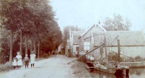 Molenweg 1901