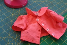 Sewing for my dolls!