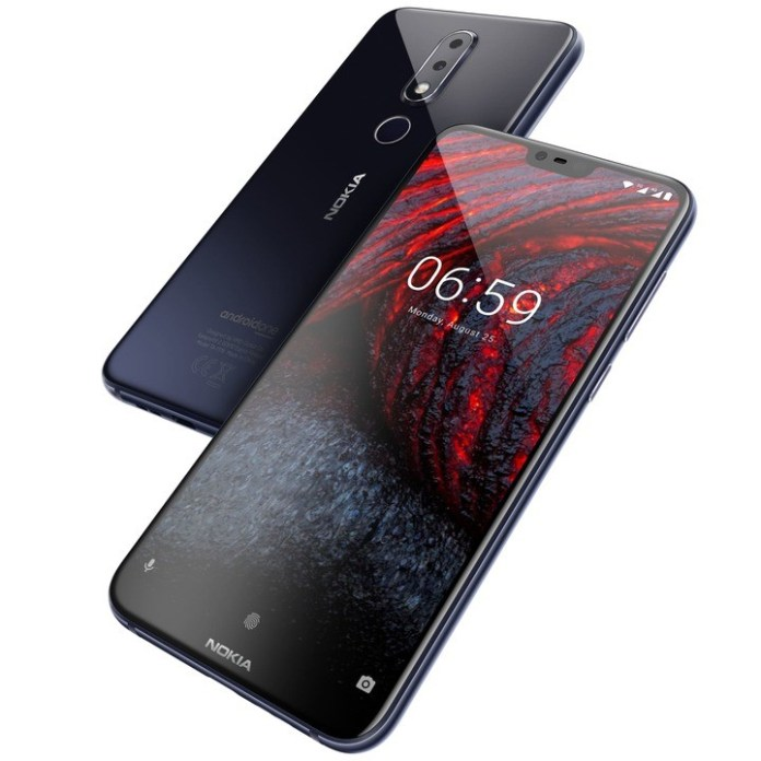 Image showing Nokia 6.1 Plus (This device is among the most affected Nokia phones with charging port issues)