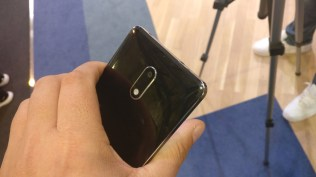 Nokia 6 Arte Black - Camera Hump