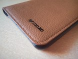 Nokia 5 case mozo brown logo