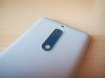 Nokia 5 mozo case sand grey back