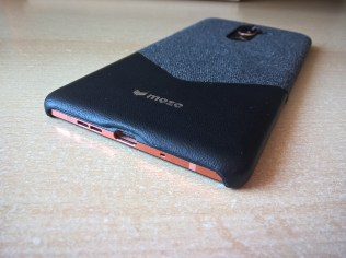Nokia 7 plus Mozo fiber and leather dark 3